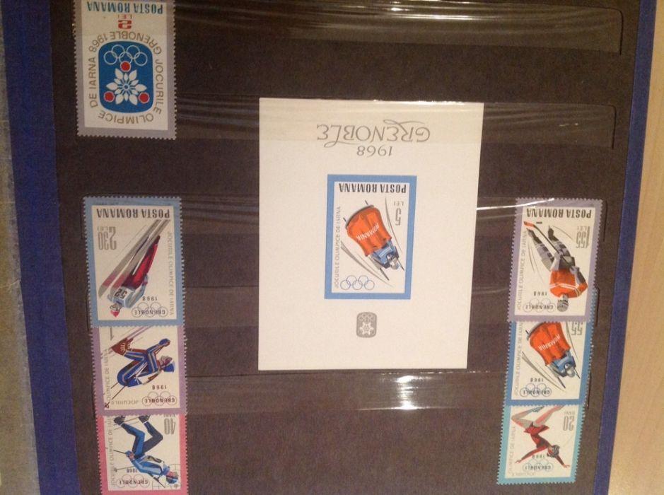 Vand Clasor cu timbre vechi