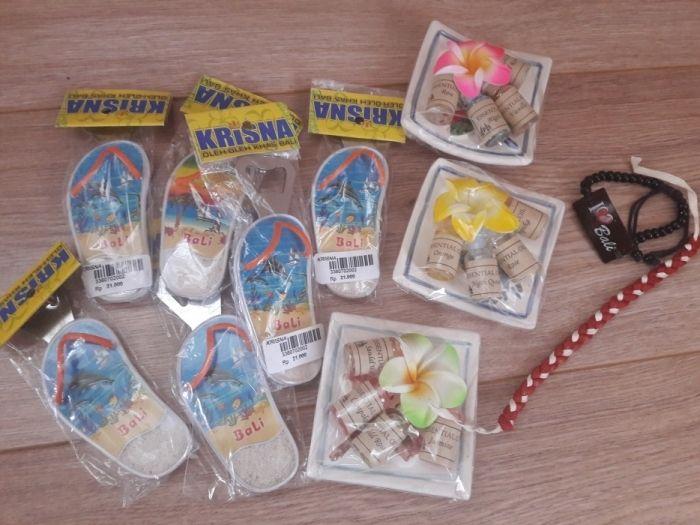 Магнитики сувениры с о.Бали