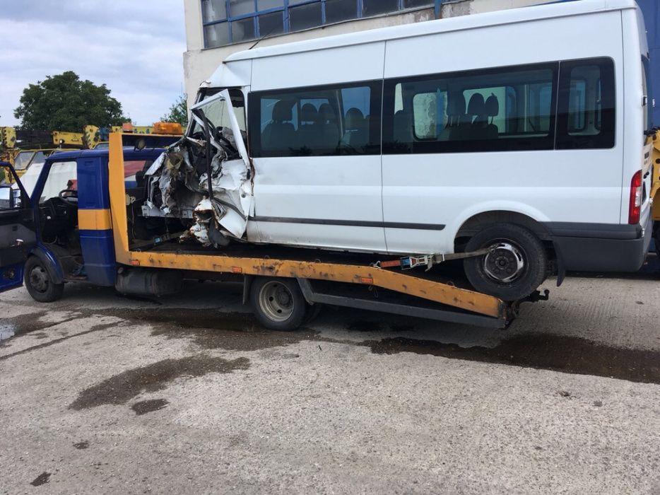 Dezmembrari Ford Transit 2.2. Euro 4 130.000 km Crevedia - imagine 4