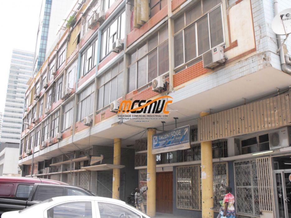 Escritório Rua Major Kanhangulo
