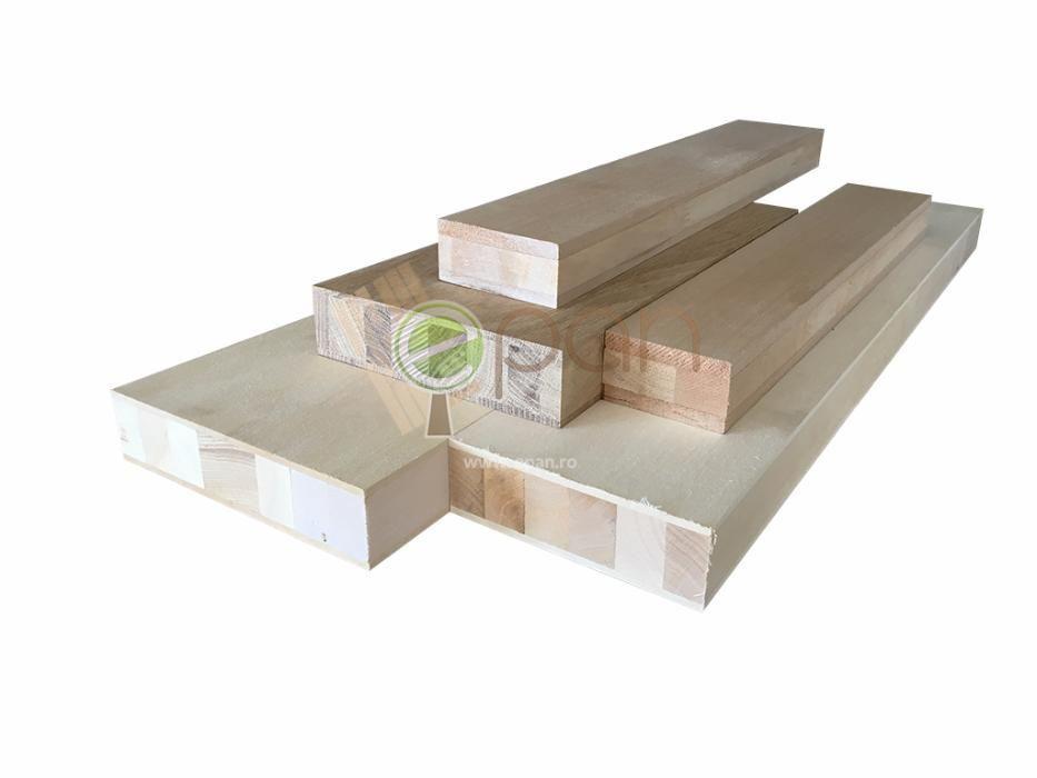 Elemente lemn stratificat/ Frize usi/ferestre / Grinzi stratificate