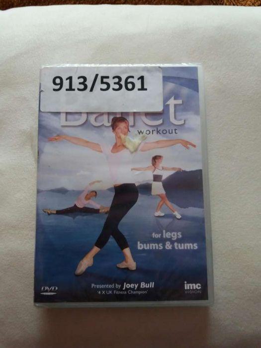 Dvd antrenament fitness
