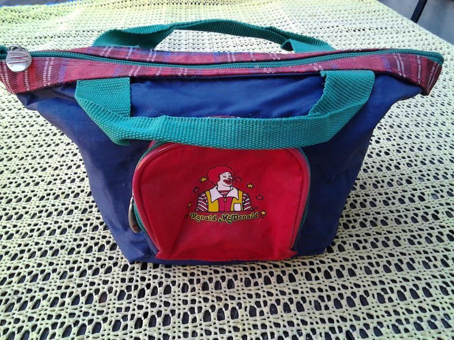 Ronald McDonald geanta / gentuta copii