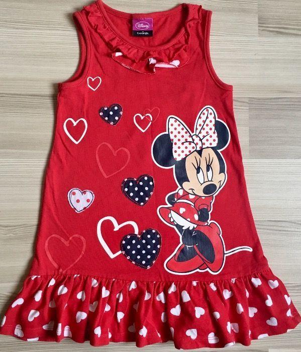 Rochița Disney Minnie Mouse 2-3 ani super draguta