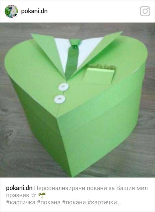 Кутия за дрехи/подарък за кръщене, бал, абитуриент, изписване на бебе гр. Асеновград - image 2
