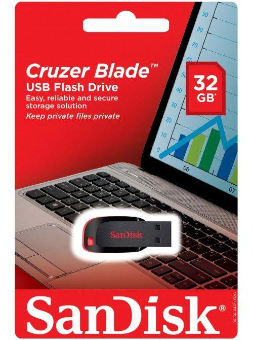 USB sandisk 32gb