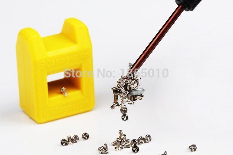 Dispozitiv pentru magnetizare și demagnetizare surubelnite