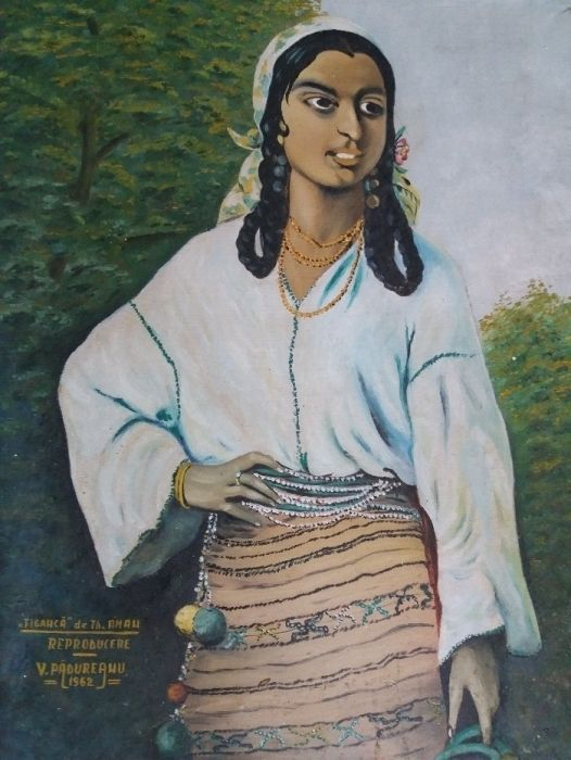 Tablou pictura reproducere Th Aman