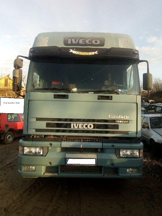 Dezmembrez cap tractor Iveco Eurotech 440 an 2001