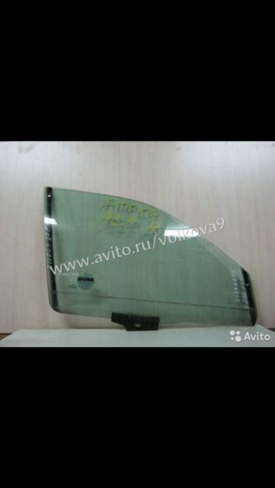 Передние боковые стёкла Audi 100 c3