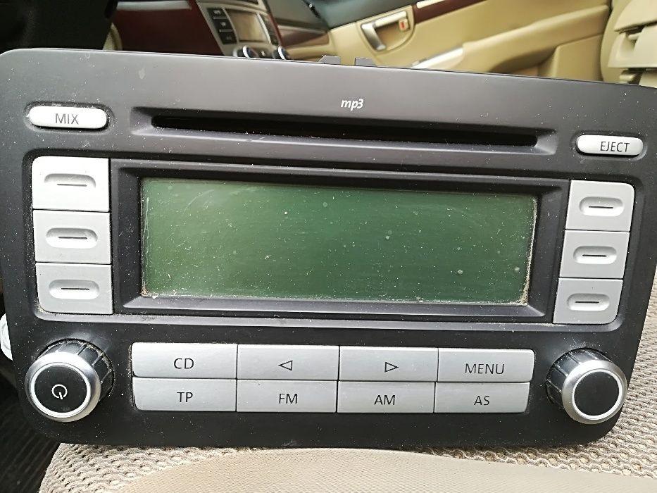 radio cd mp3 vw