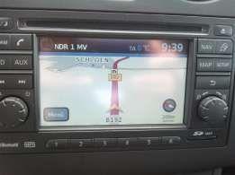 Update navigatie Card NISSAN Micra Note Cube QASHQAI Juke X-trail LCN