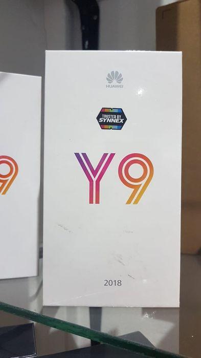 Celulares Huawei Y9 2018 novos e com garantia