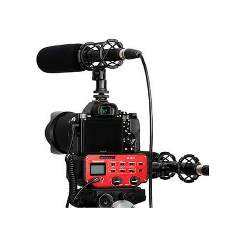 Saramonic SR-PAX2 – mixer audio activ cu doua canale, cu preamplificat