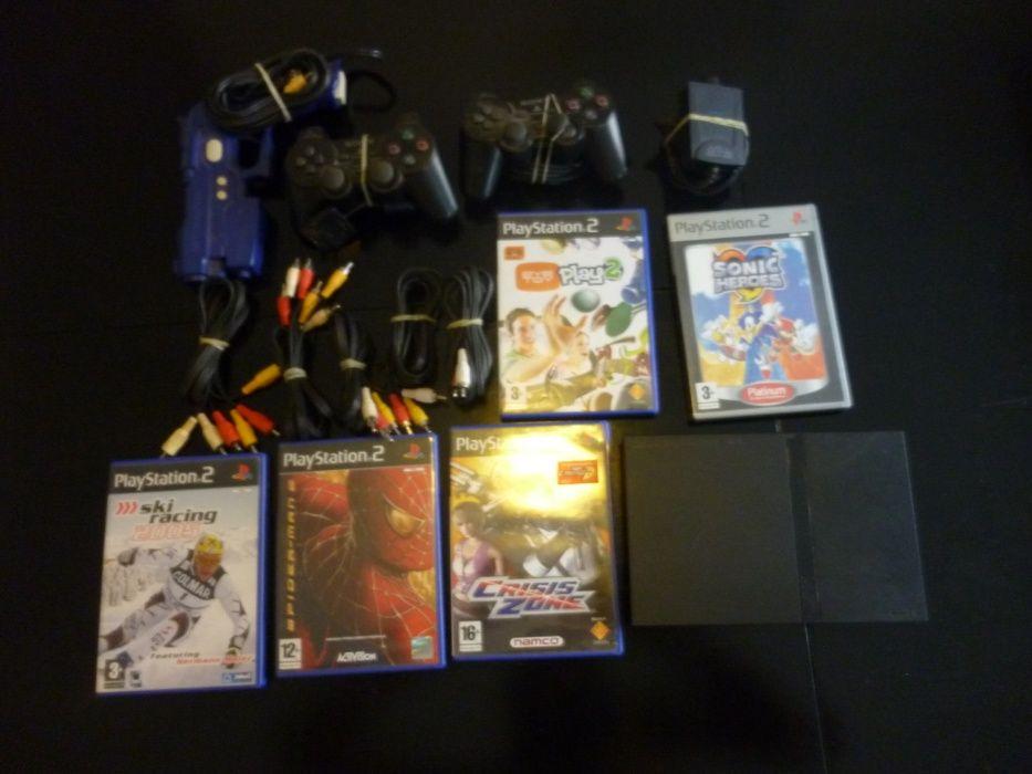 Vendo Lote PlayStation 2