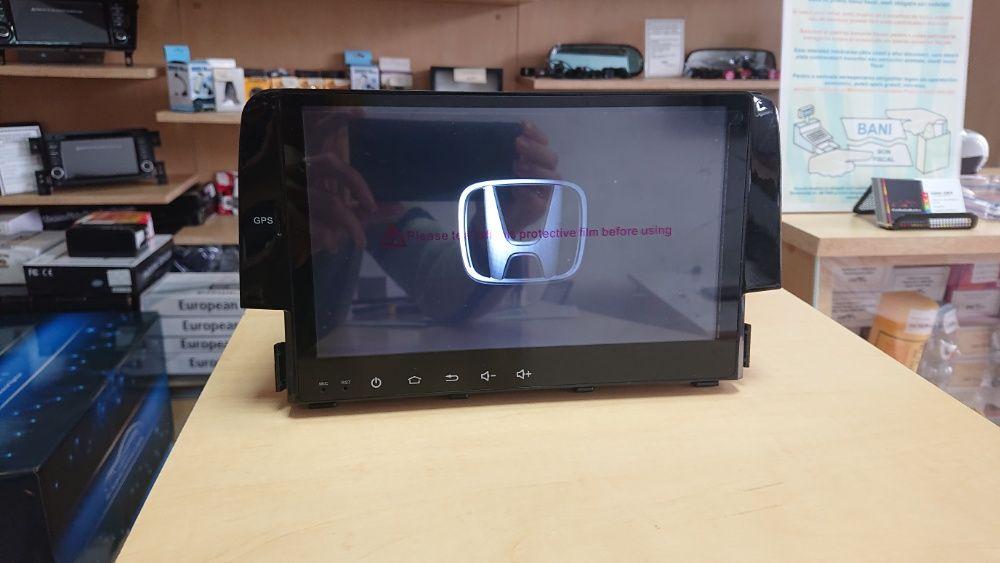 Navigatie Octa Core Honda CIVIC 2016-2018 cu Android 8.0 Craiova - imagine 1