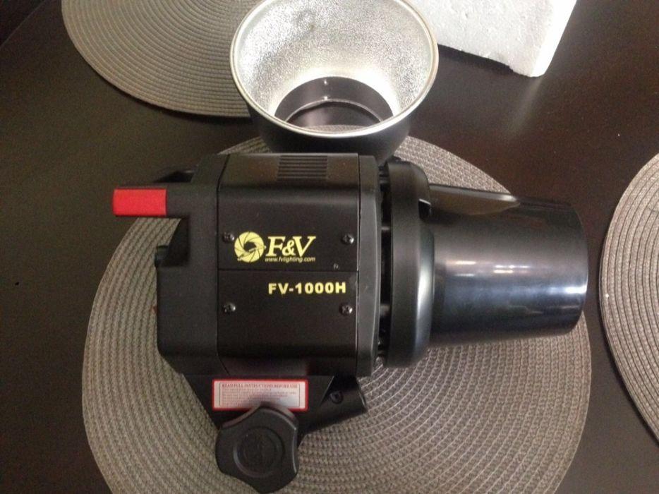 Lampa foto -video fv 1000 h