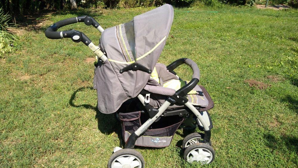 Детска количка Baby design Sprint+