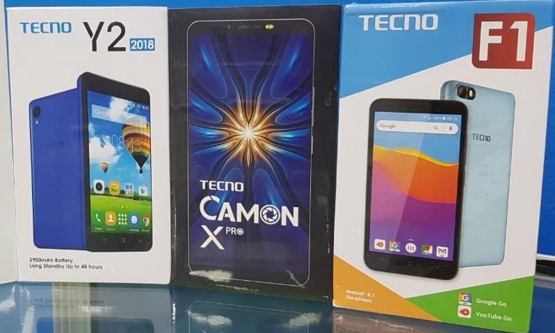 Tecno Camon X Pro novo na caixa