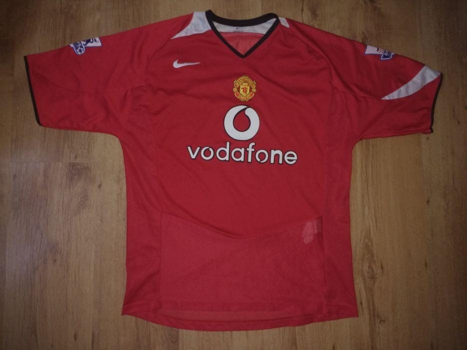Tricou vintage Nike Manchester United numarul 7 mărimea L