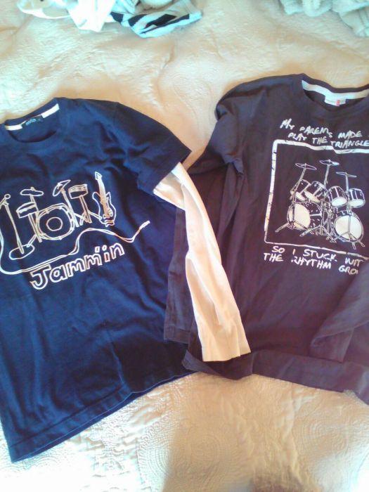 Модерни блузи за тинейджър 10-13г.