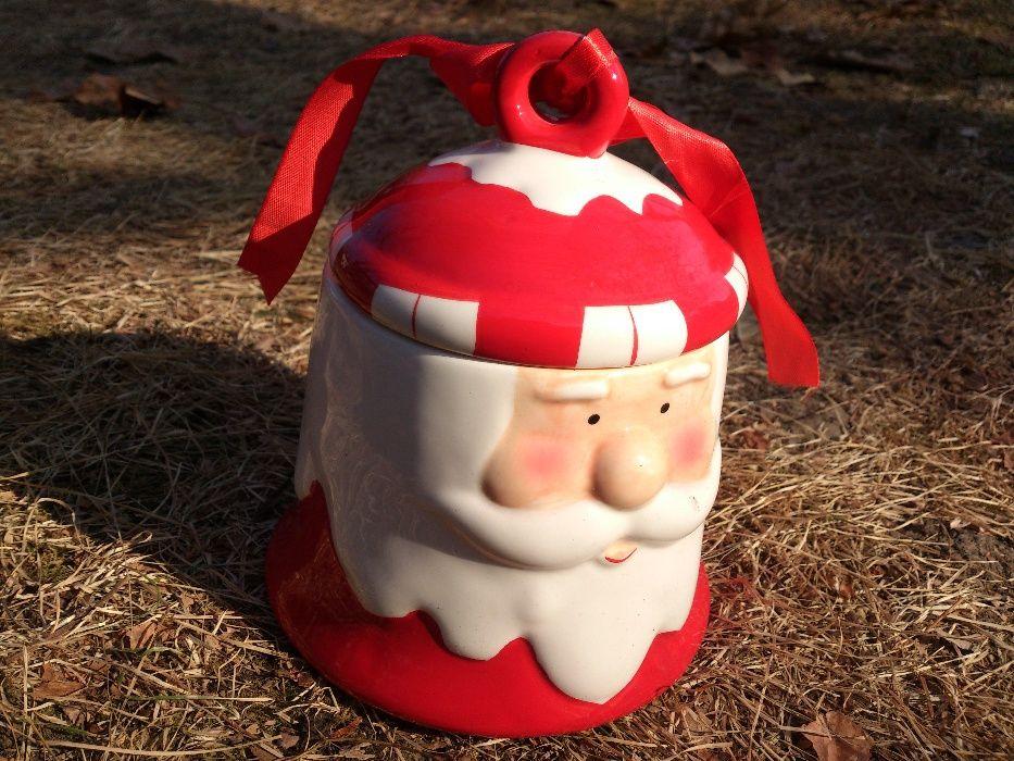 Коледен буркан за сладки ,бонбони и други лакомства