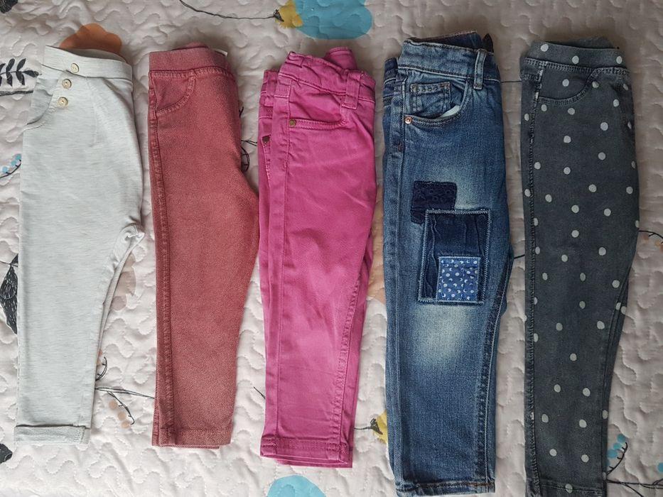 Дънки, панталони Zara,H&M,Waikiki и Minoti 1-3г