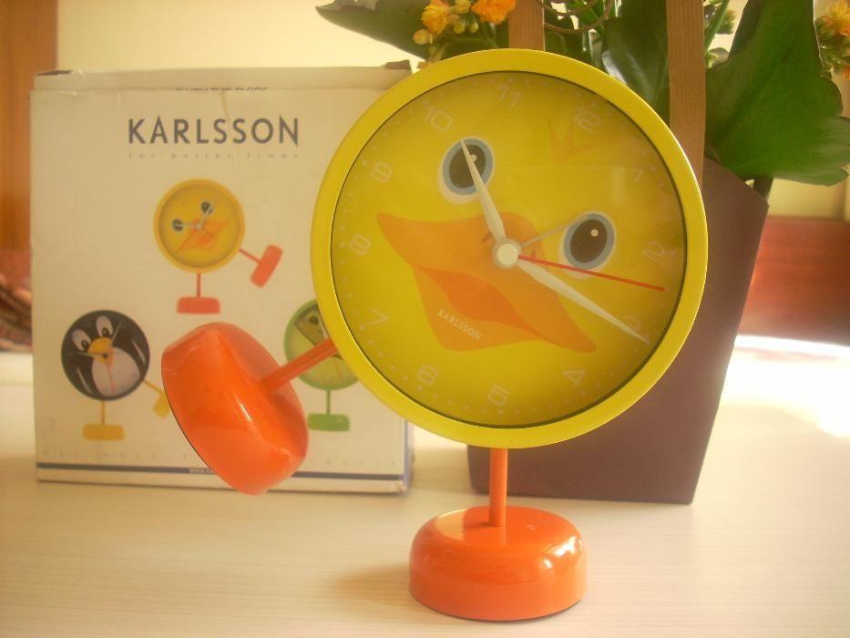 Karlsson оригинален детски часовник