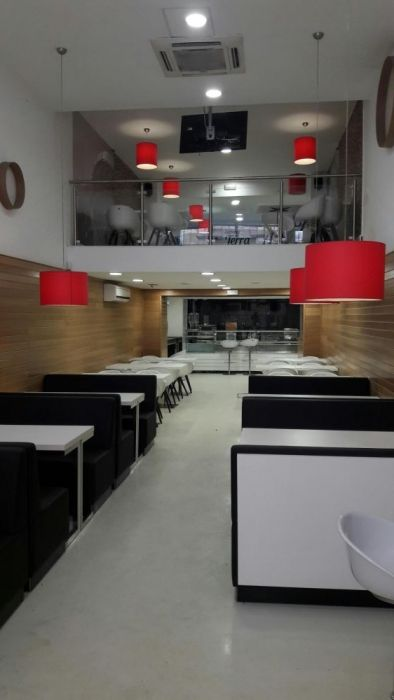 Vende-se este restaurante de luxo no centro da cidade de Luanda