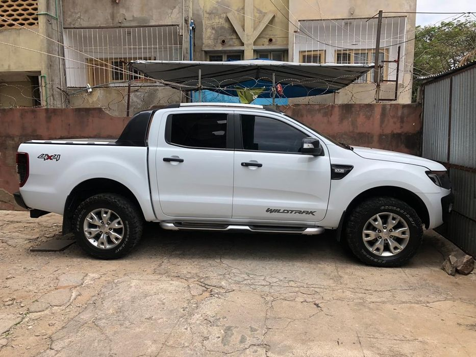 Ford Ranger Wildtrack 100% legal