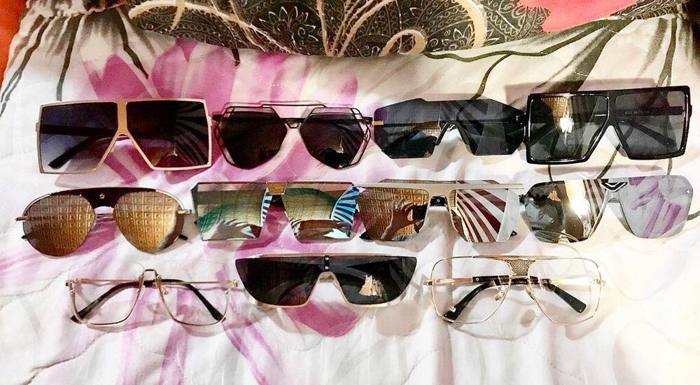 Продавам слънчеви очила топ модели за бр 100 лв