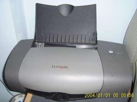Imprimanta Lexmark z 602