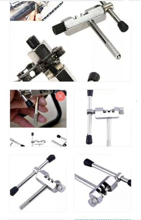 Kit pentru ajustarea/ reparatia lantului Bicicleta