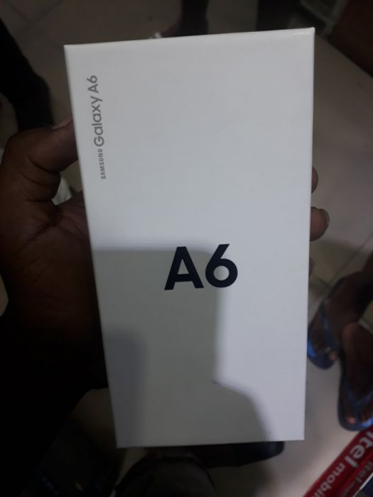 Galaxy A6 ha bom preço faço entrega ao domicile