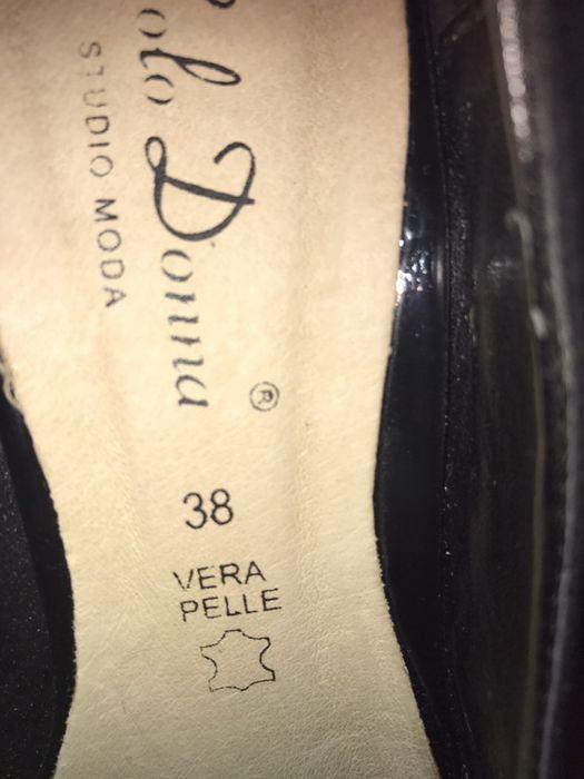 Pantofi piele Benvenuti Ploiesti - imagine 2