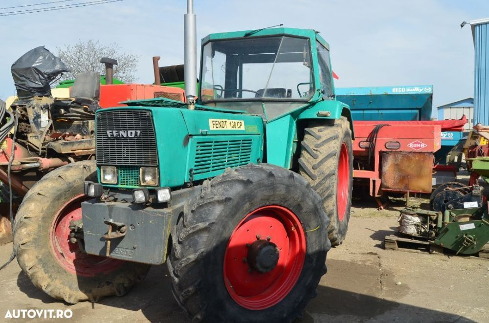 Fendt Favorit FWA 182 S Tractor Fend Favorit FWA 182 S