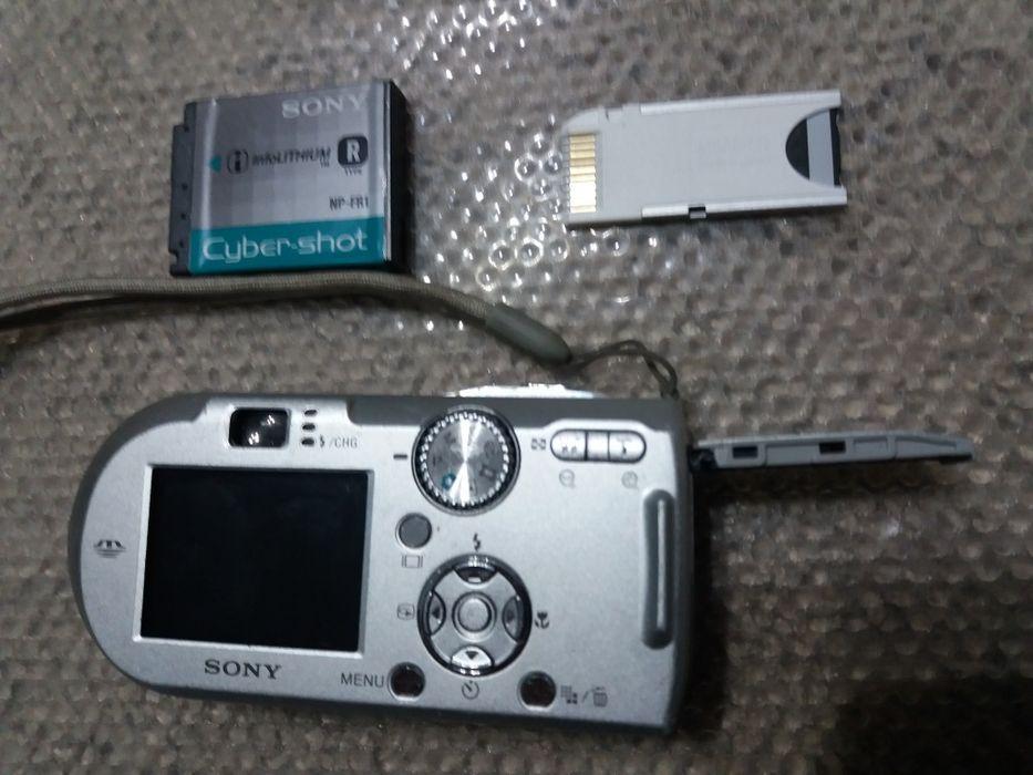 Camera foto SONY Cyber-shot SKD made in Japan DSC-P100