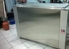 Máquina de sorvete eléctrica