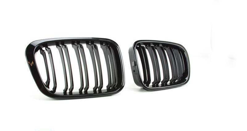Grile duble BMW Seria 3 E46 NON FACELIFT