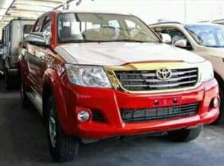 Toyota hi-lux novo a venda