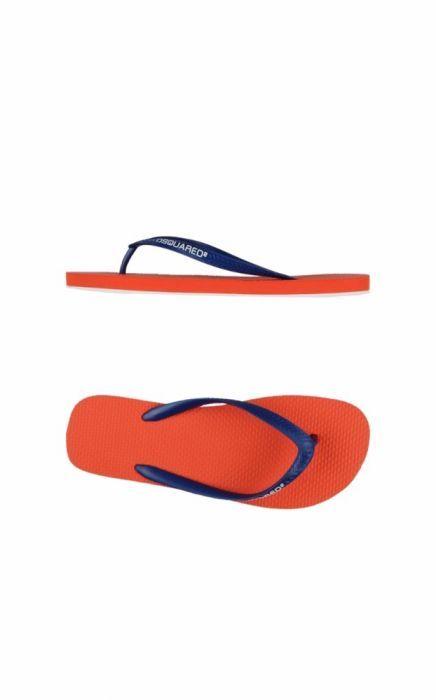 Dsquared 2 Flip Flops papuci