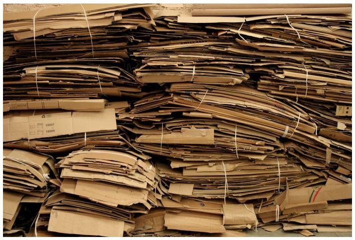 Вывоз мусора картон макулатура в шахтах цена