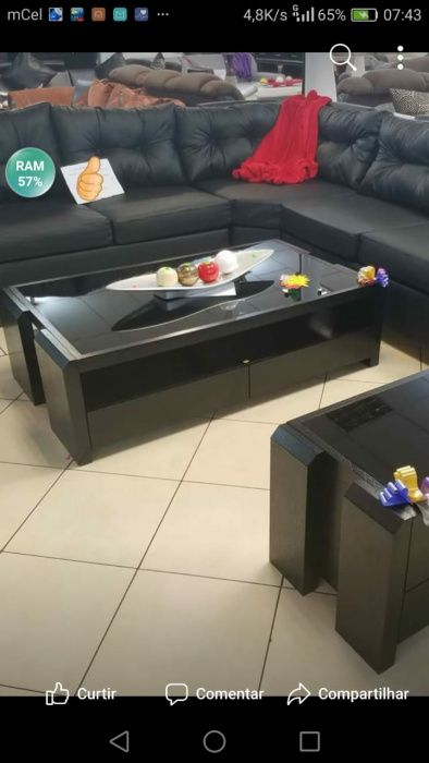 Sofa de marca LARONY importado