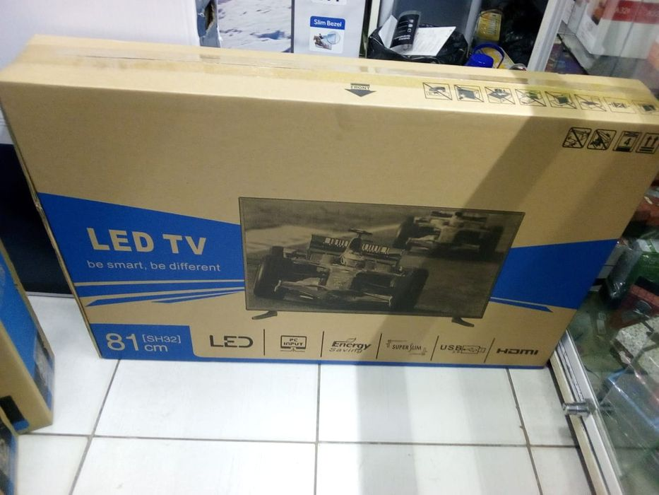 Samsung TV 32 polegadas Full LED HD selados