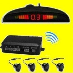 Senzori de parcare spate cu LED avertizare sonora buzzer Parking Senso