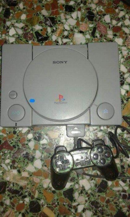 Consola Sony 1