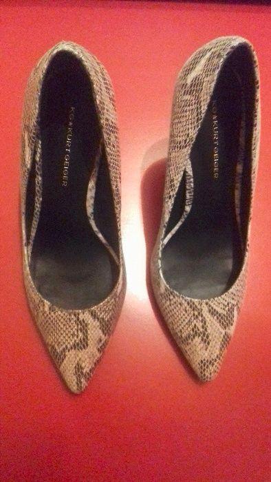 Pantofi dama - model sarpe