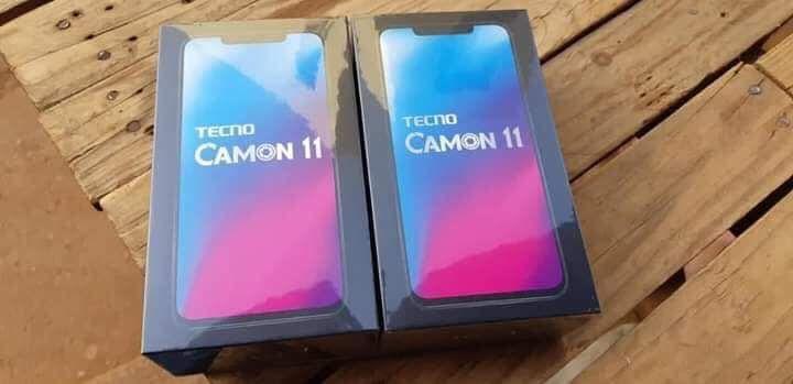 Tecno Camon 11 Selados.