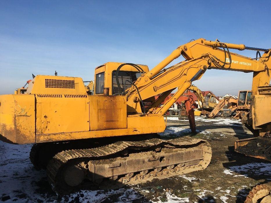 Dezmembrez excavator Fiat Hitachi FH 200 E
