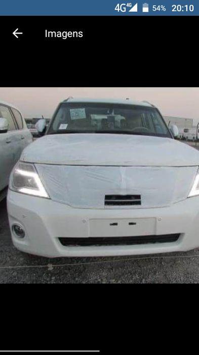 Nissan patrol novo a venda